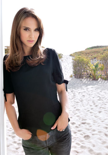 ELLE interview: Actress Natalie Portman