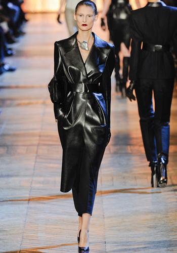 Fall fashion trend lesson: Four ways to wear leather this season
