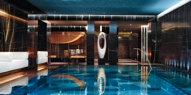 Global spa special: Hotel-spa hedonism