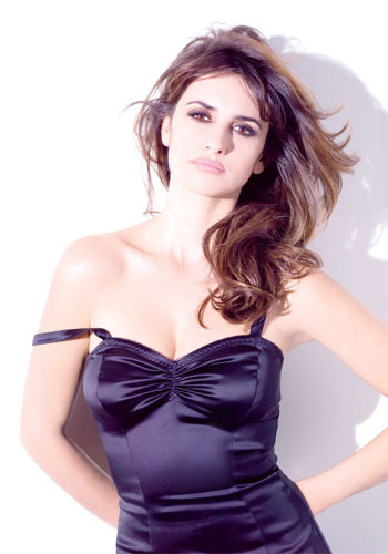Celebrity interview: Actress Penelope Cruz talks beauty