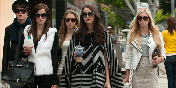 Dressing The Bling Ring: Celebrity style and costume design
