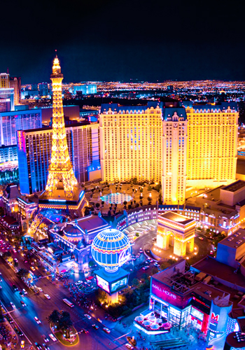 Black Book Travel Guide: Las Vegas