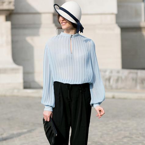 Best street style: Paris Fashion Week Spring 2014