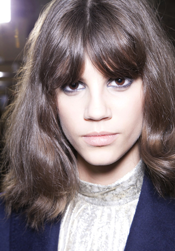 Hairstyle tips: How to grow out your bangs