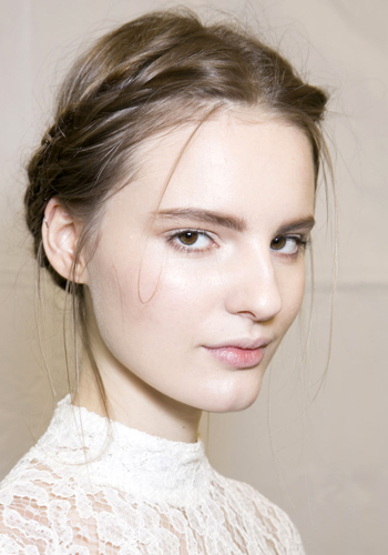 Beauty trend lesson: How to get Viktor & Rolf's runway hairstyle