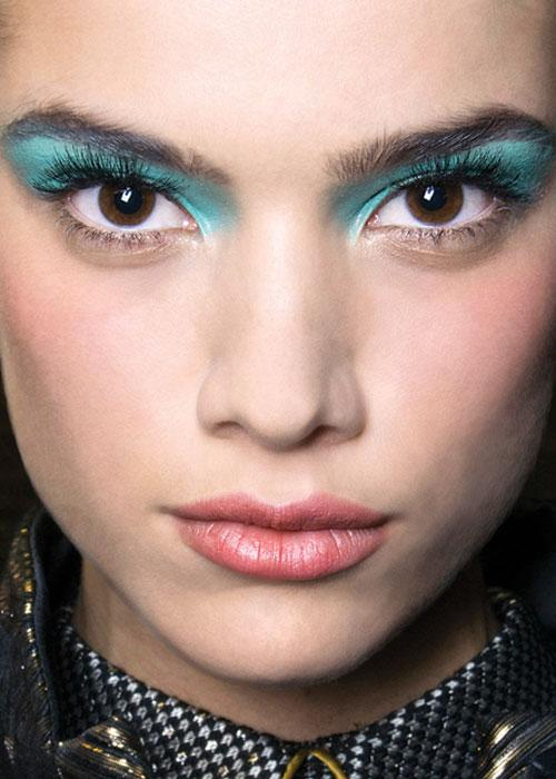 Dramatic Eyes: Colour at Aquilano Rimondi