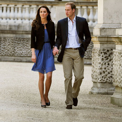 William and Kate: Our favourite pics of the royal couple