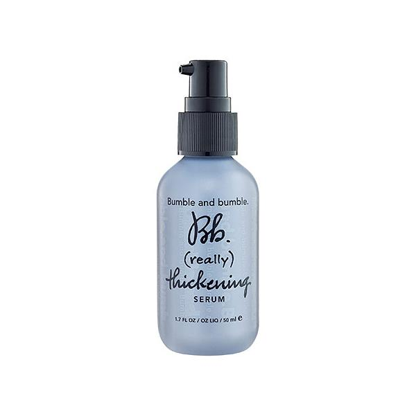 Hair thickeners: Bumble and bumble thickening serum