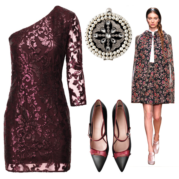 Holiday style: How to wear luxe fabrics