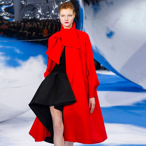 20 gorgeous holiday dresses: Runway inspiration