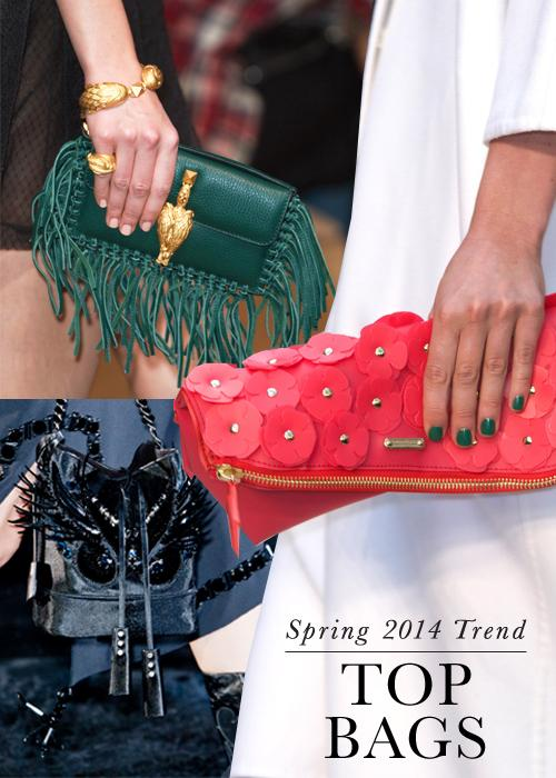 The 60 best Spring 2014 accessories