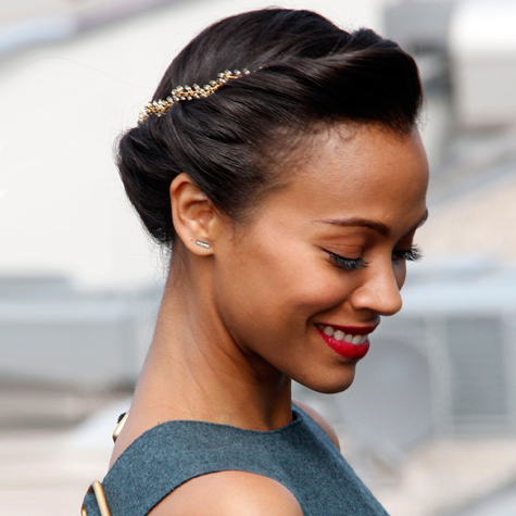 12 of the prettiest celebrity updos