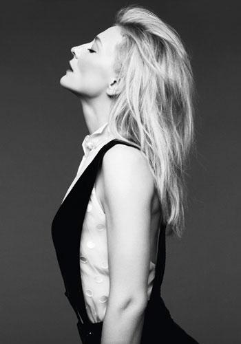 Cate Blanchett: ELLE Canada interview