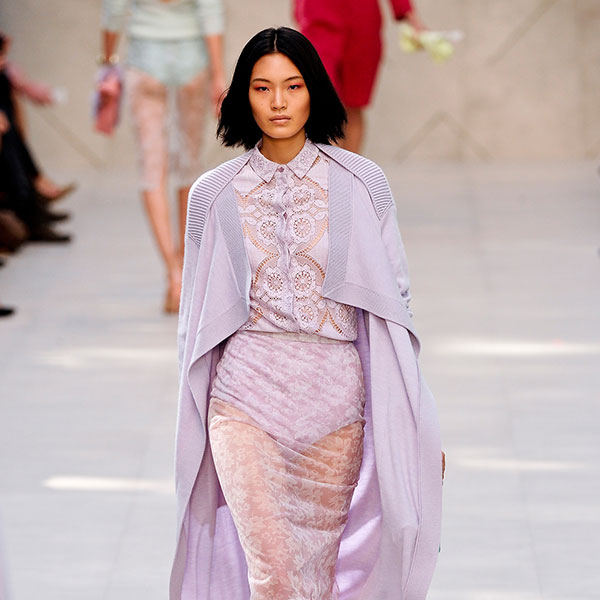 Burberry Spring 2014: Our top 40 runway looks