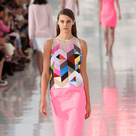 Patterns: Top Spring 2014 fashion trend