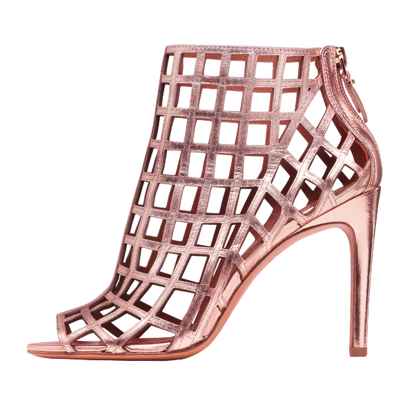 Spring fashion: 12 must-have metallic shoes