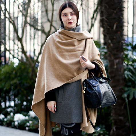 How to layer: Street style inspiration