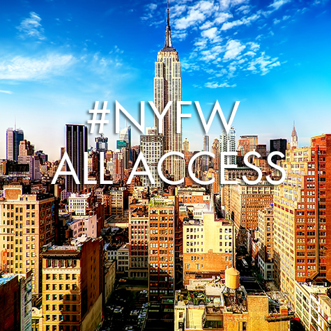 NYFW Fall 2014: All access coverage