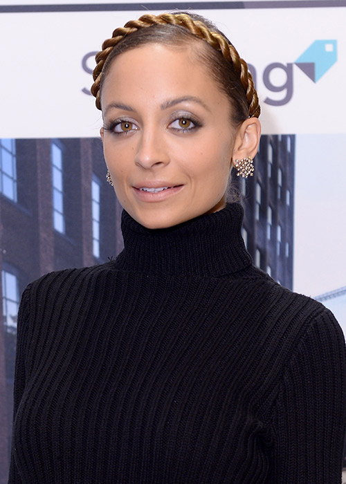 Nicole Richie's 10 best beauty looks