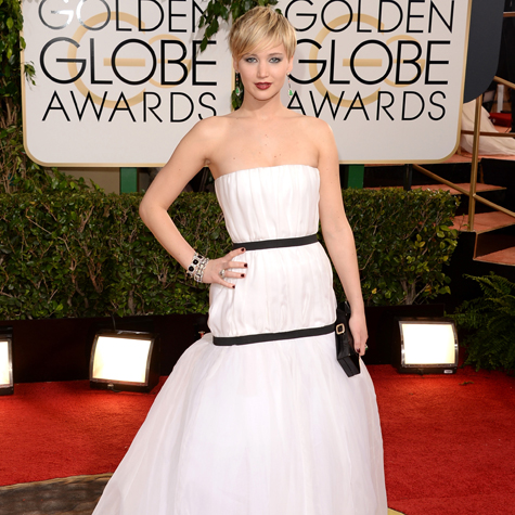 Jennifer Lawrence: Best red carpet looks
