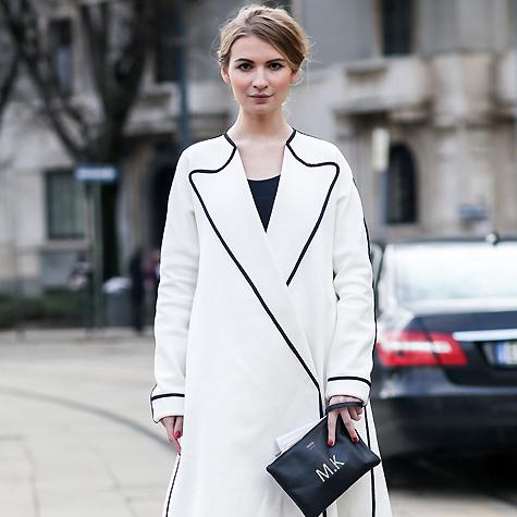 Best street style: Milan Fashion Week Fall 2014