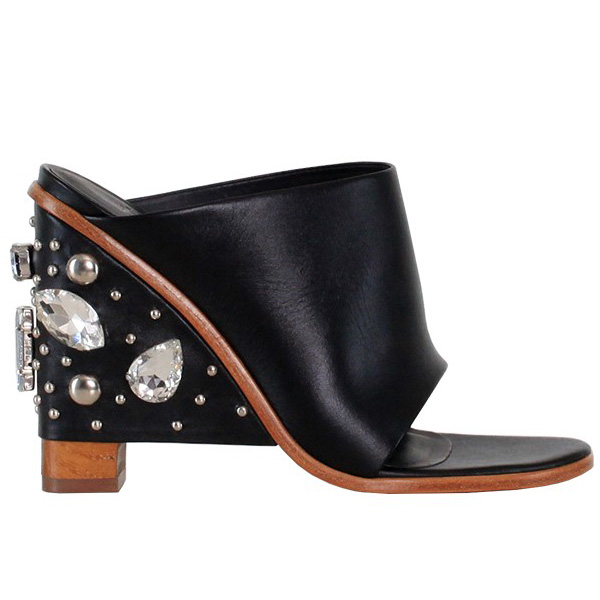Spring shoes: Top 10 mules of Spring 2014