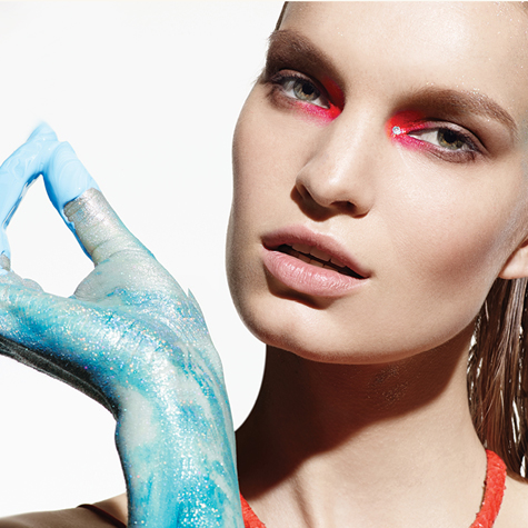 Beauty shoot: Gucci Westman for ELLE Canada