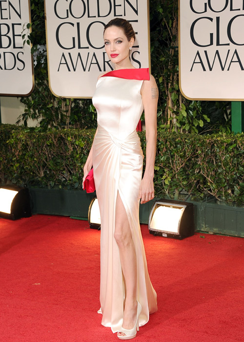 Angelina Jolie: All-time best red carpet looks