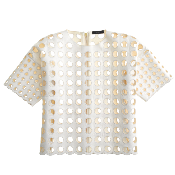 10 ways to wear white this spring