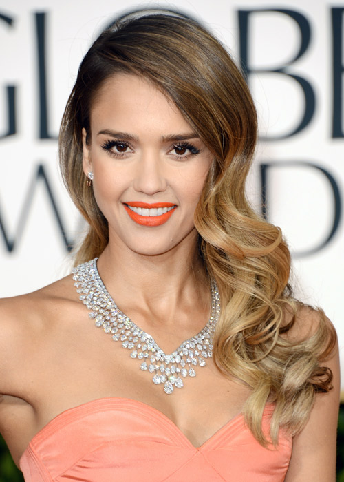 Celebrity hairstyles: The ombre