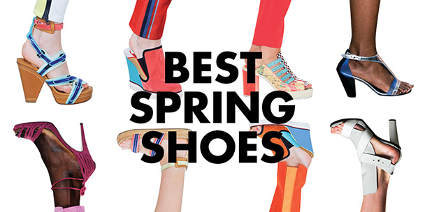 Best Spring 2014 shoes