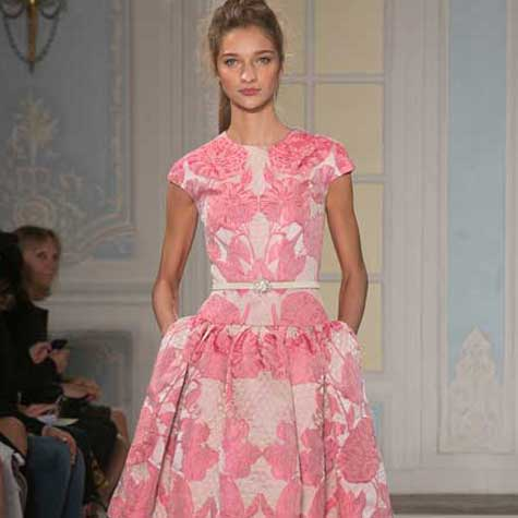10 prettiest Spring 2014 runway dresses