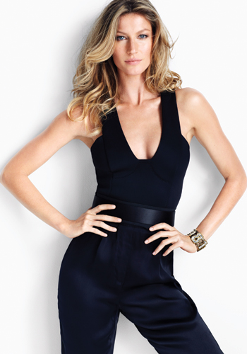 Gisele Bündchen: Fashion's top model, mother and career maven