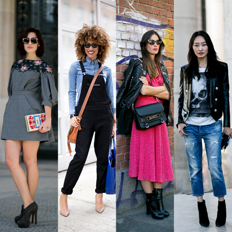 How to dress like a street style star