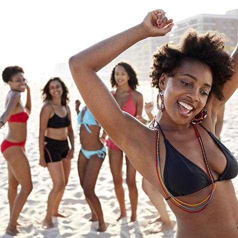 The ultimate beach playlist
