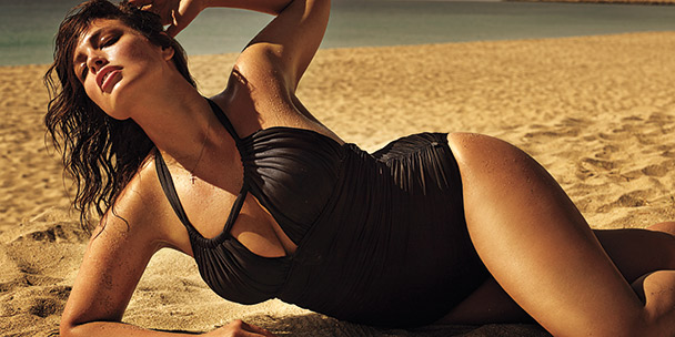Ashley Graham: A plus-size model on the rise