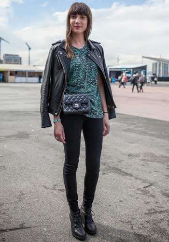 How to rock festival fashion in the city