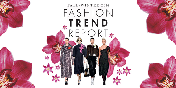 Fall 2014 Fashion Trend Report