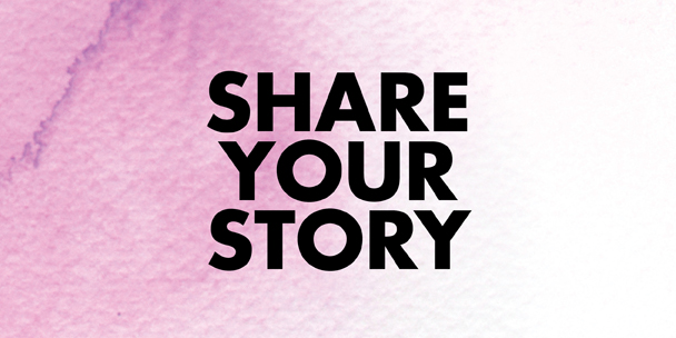 Shar your story