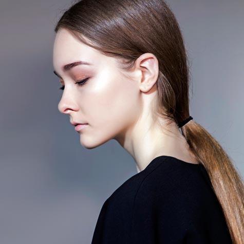 The best ponytails for Fall 2014