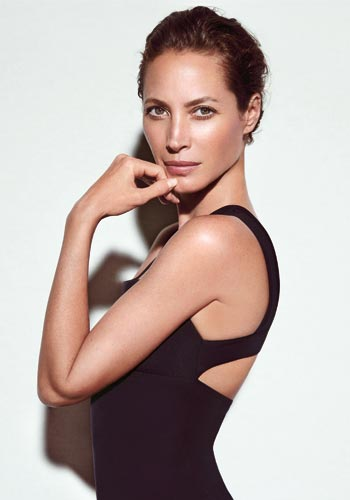 Christy Turlington Burns: A comeback fit for a supermodel
