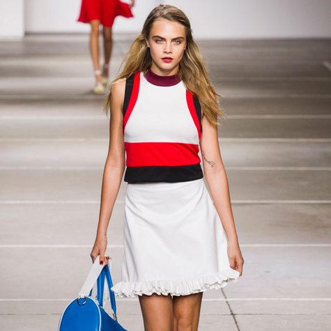LFW Spring 2015: Our favourite looks from Topshop Unique's Spring collection