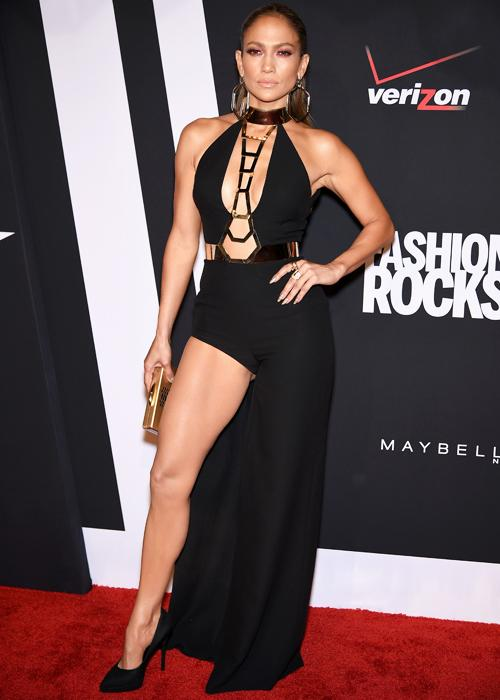 Worst dressed: Jennifer Lopez