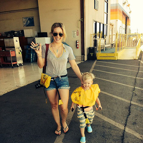 Cutest celebrity moms and their kids