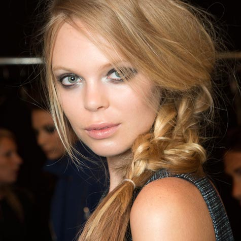 Best braids at NYFW Spring 2015