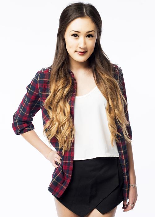 Top Canadian fashion Youtuber: LaurDIY