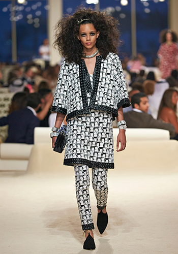 Chanel's lavish Resort 2015 show in Dubai