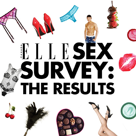 ELLE Canada sex survey: The results