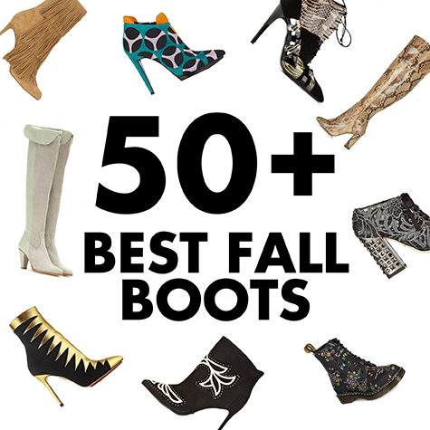 50+ best fall boots
