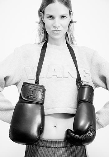 Sporty influences: Alexander Wang x H&M